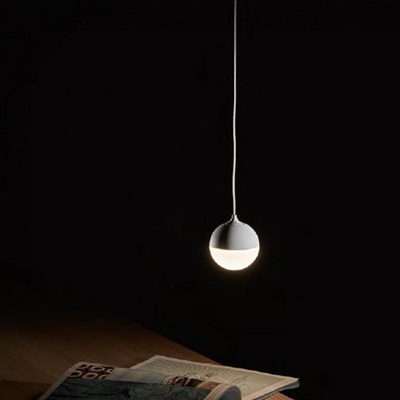 Lampada a sospensione Sky Fall in alluminio
