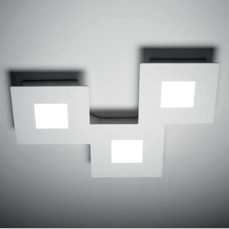 Lampada a soffitto Squares 3