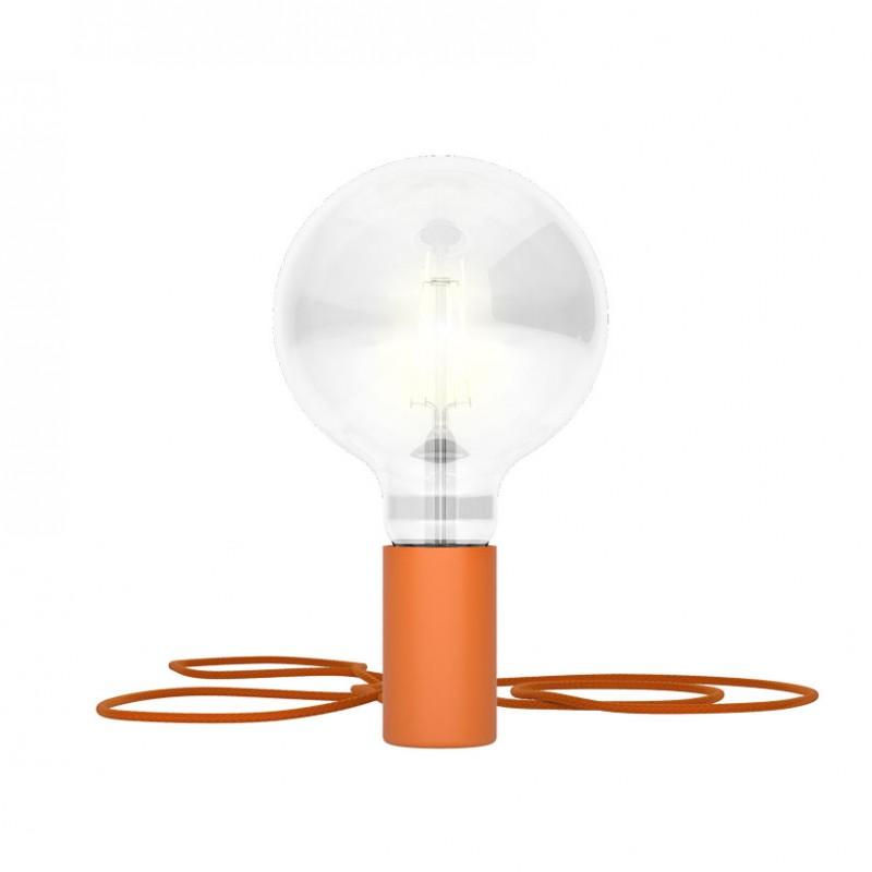 Lampada Magnetico Plug rancione di Filotto