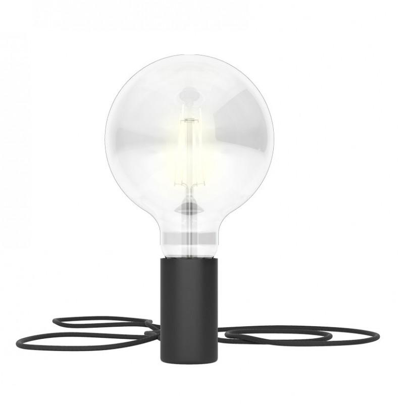 Lampada Magnetico Plug Nero di Filotto