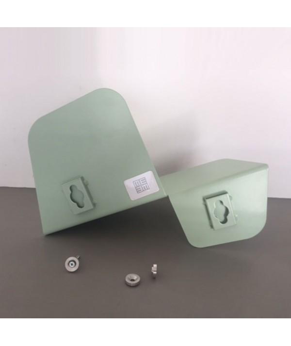 Mensola Flap in metallo con sistema di montaggio