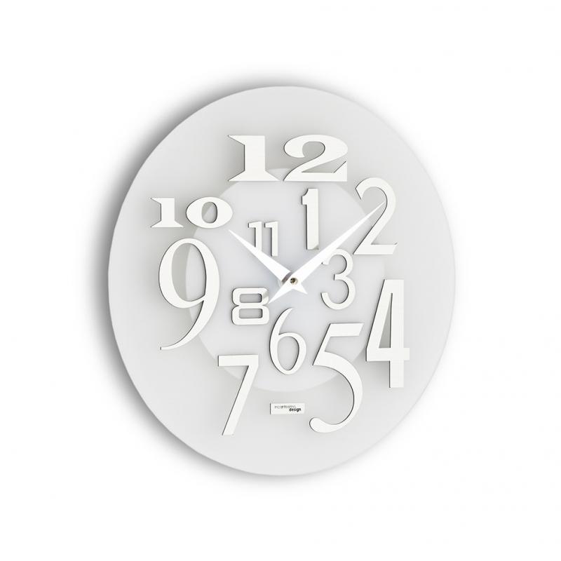 Orologio Free metal bianco