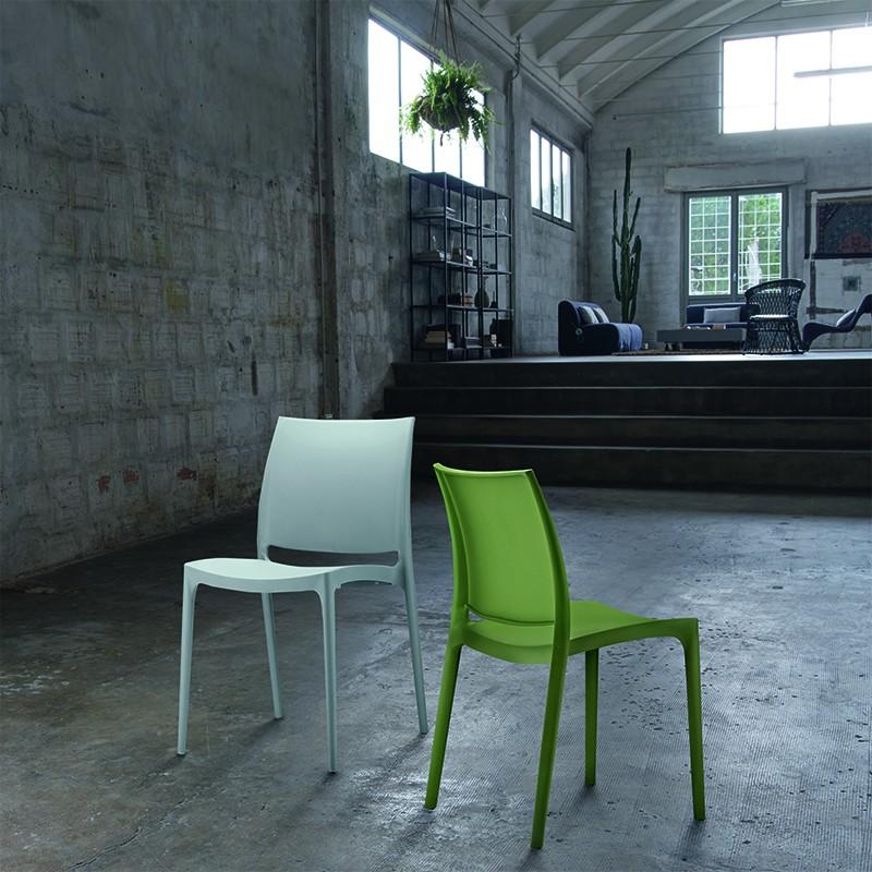 Set 4 sedie Zen