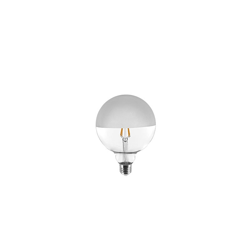 Lampada led Filotto Satinate Pio II
