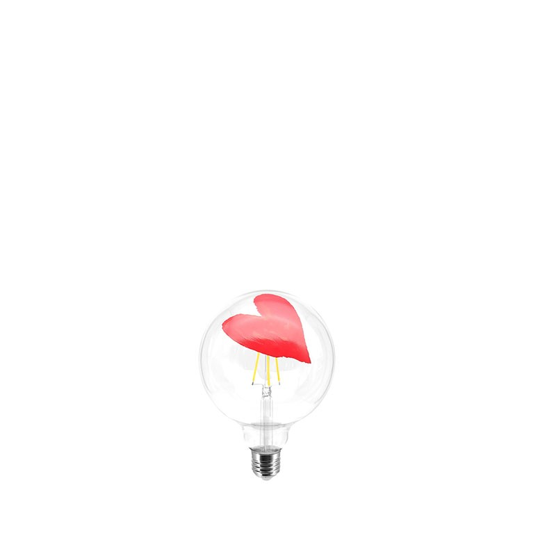 Lampada led Filotto poetic+funny