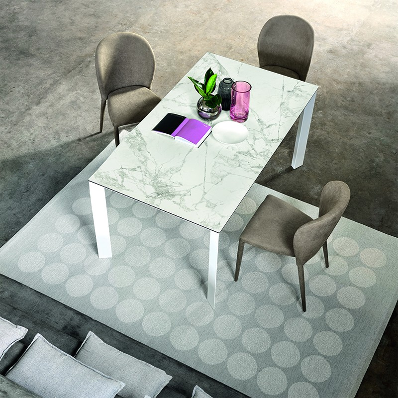 tavolo Galileo bianco friulsedie