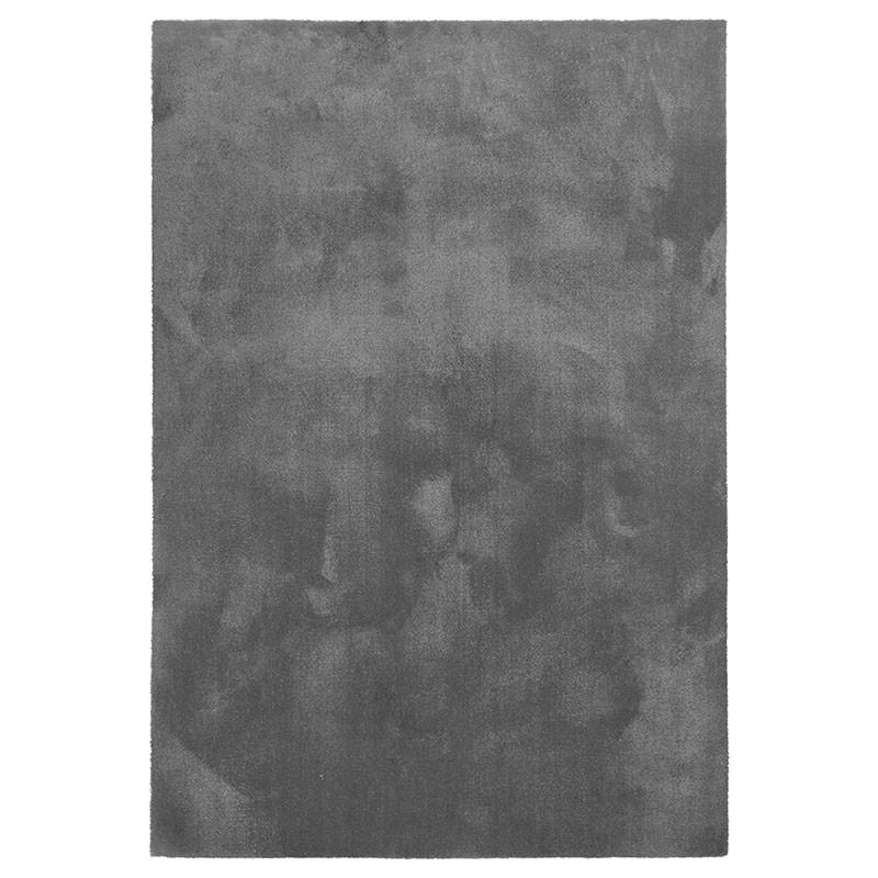 tappeto touch grigio di de dimora