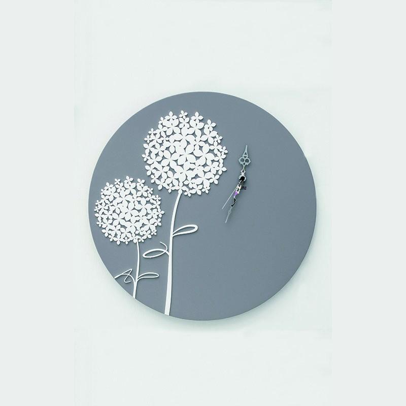 Orologio da parete Ortensia de I-Dettagli