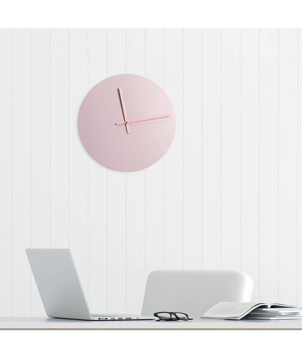 Orologio da parete Mercurio rosa velvet de i-dettagli