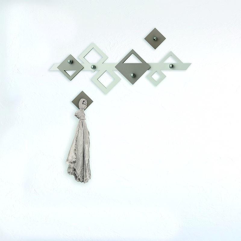 Appendiabiti da parete Klee de I-Dettagli