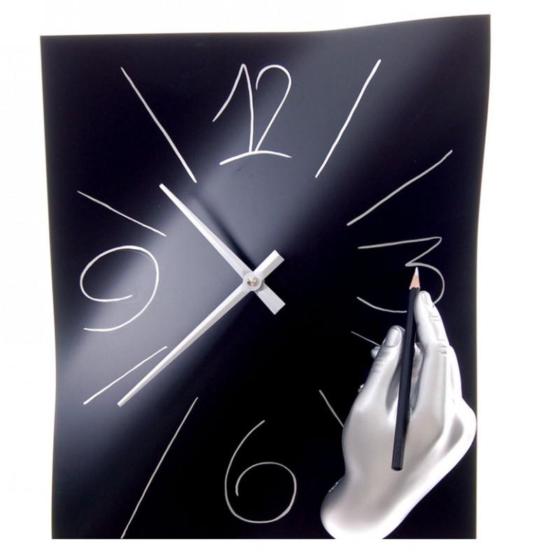 Orologio Amanolibera di colore nero