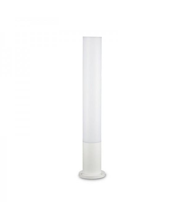 Lampada da terra Edo Round bianco