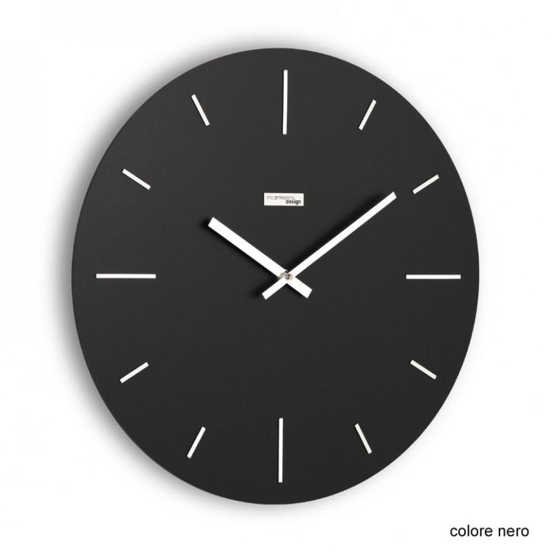 Orologio a parete Omnia grigio