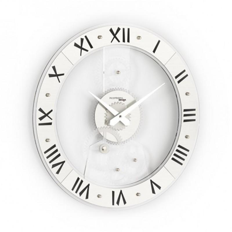 Orologio da parete Genius metal