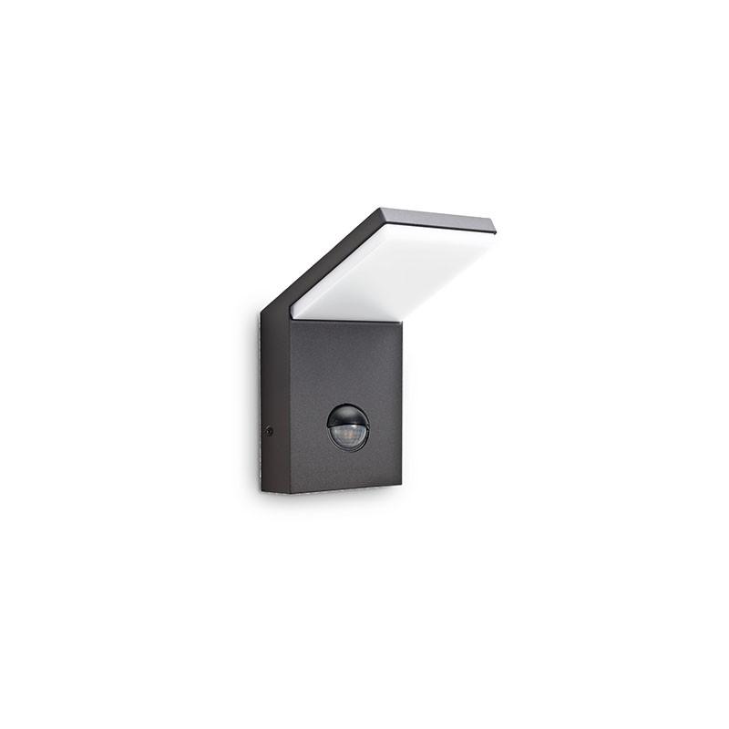 Applique da esterno Style  antracite con sensore