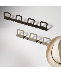 Appendiabiti Hang 4 in metallo laccato