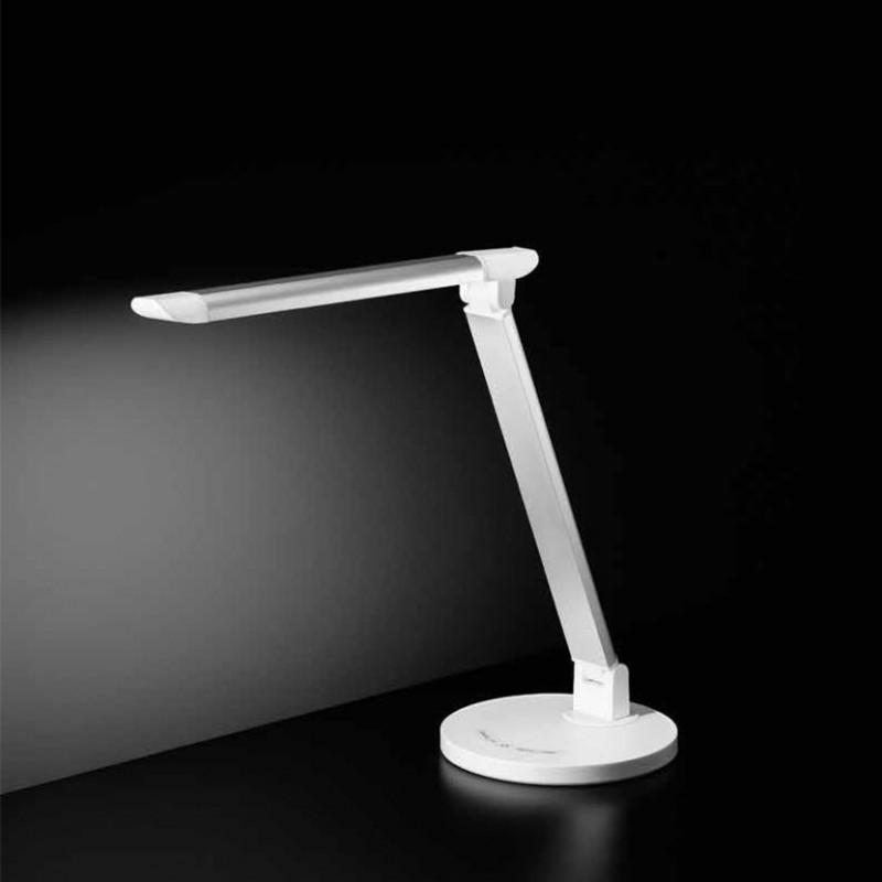 Lampada da tavolo a led Alluminio